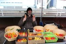 Chris Fowler at Riverside Market