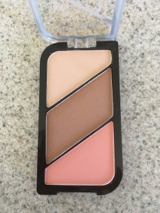Rimmell Kate Moss Sculpting Palette in Coral Glow 4-23-17-open