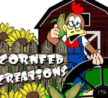 Cornfed Creations Logo