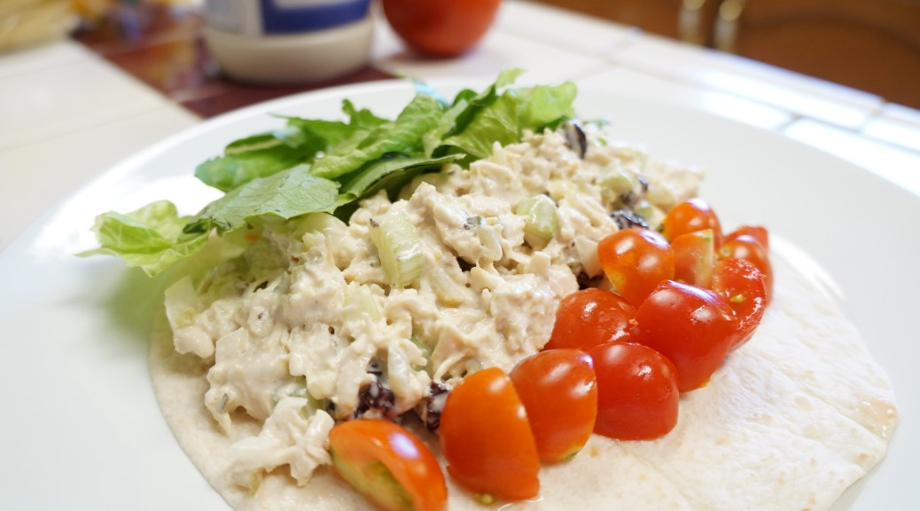 Cornfed Chicken Salad