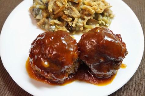 grandma evelyns company meat balls