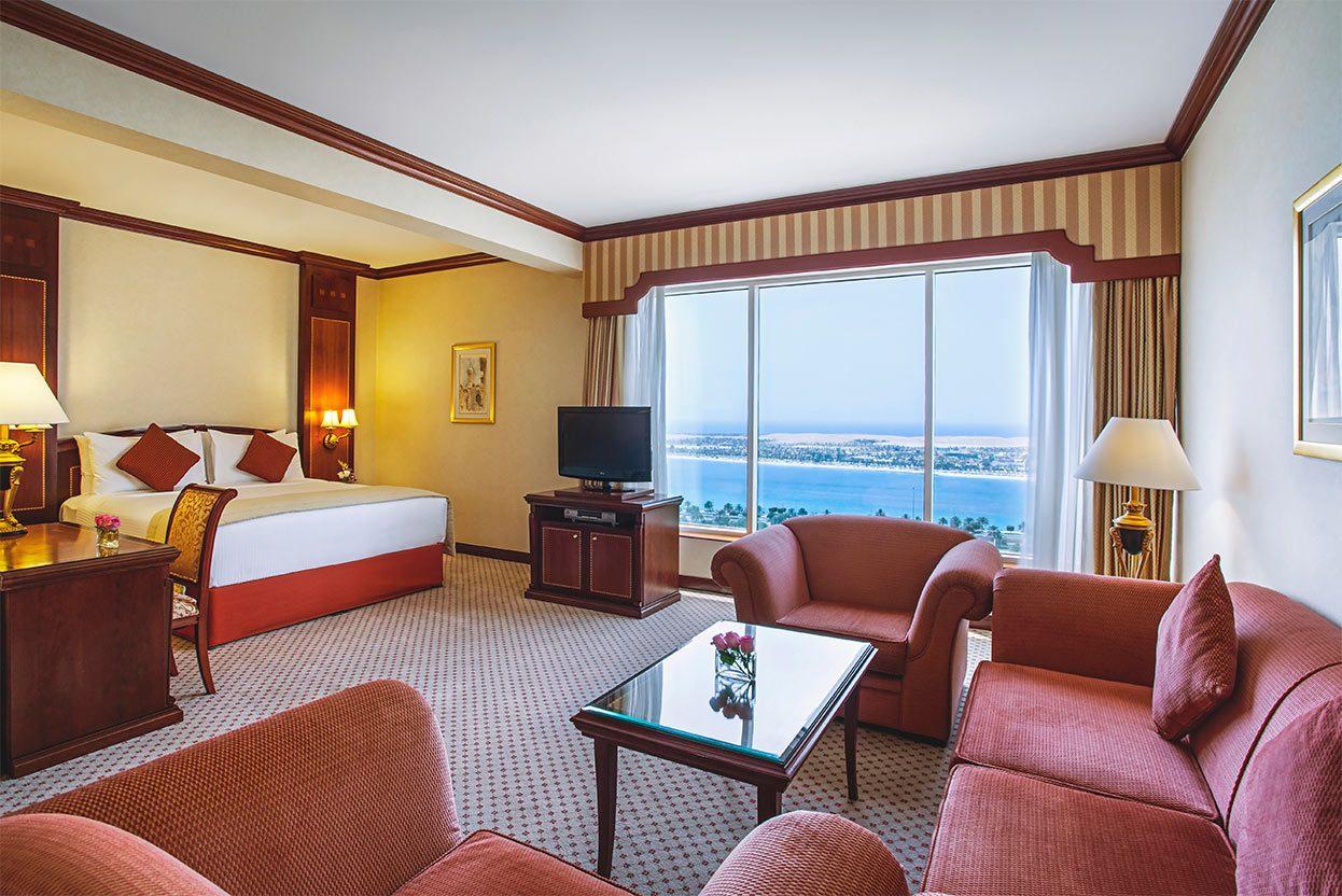 living room restaurant abu dhabi interior design small apartment corniche hotel 5 star luxurios in