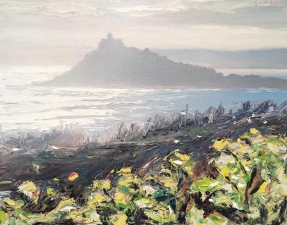 Cornish Light by Andrew Giddens