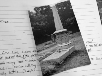 Billy's grave at Baldu
