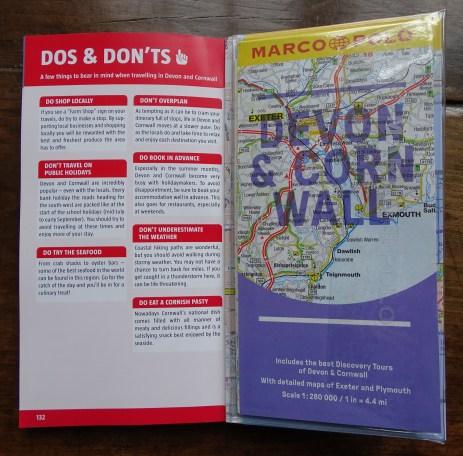 Macro Polo Devon and Cornwall Guide 2018
