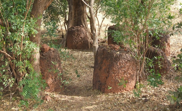Lamin Koto Stone Circle