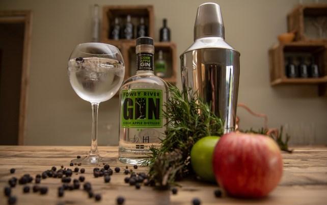 Fowey River Gin