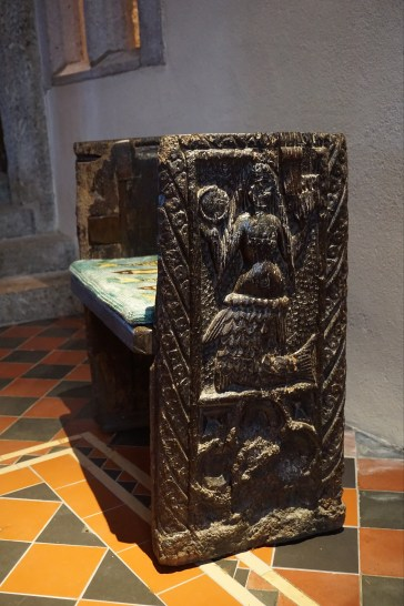 Mermaid chair Zennor