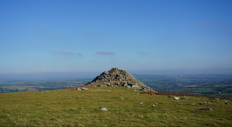 Sharp Tor Bodmin Moor