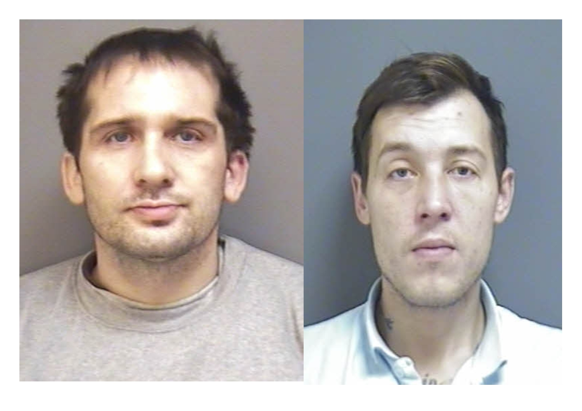 10 Year Sentences for Camborne pair who robbed Four Lanes Post Office + other court convictions