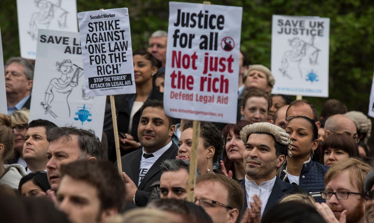 Legal aid cuts make Cornwall an 'advice desert'