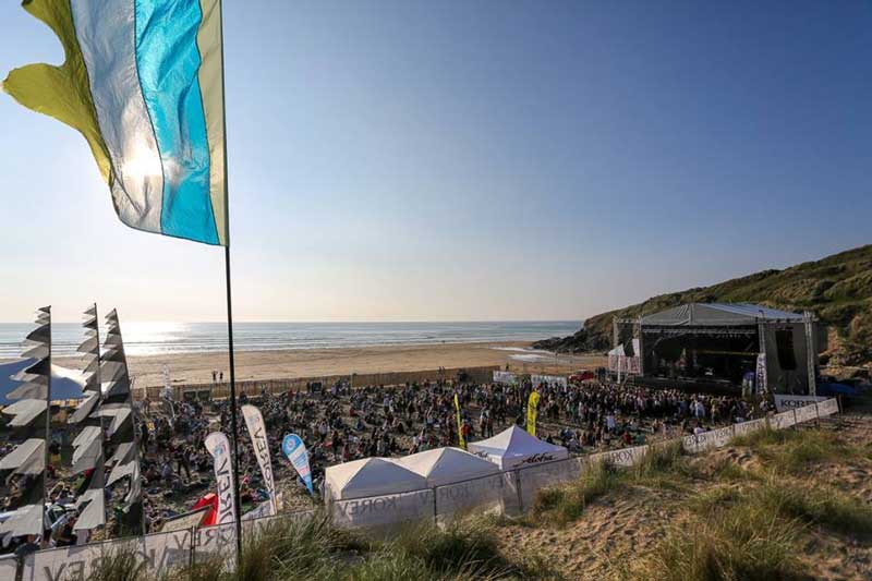 Beach music festival is set for expansion