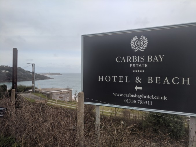Main discussions and meetings will be held at Carbis Bay Estate