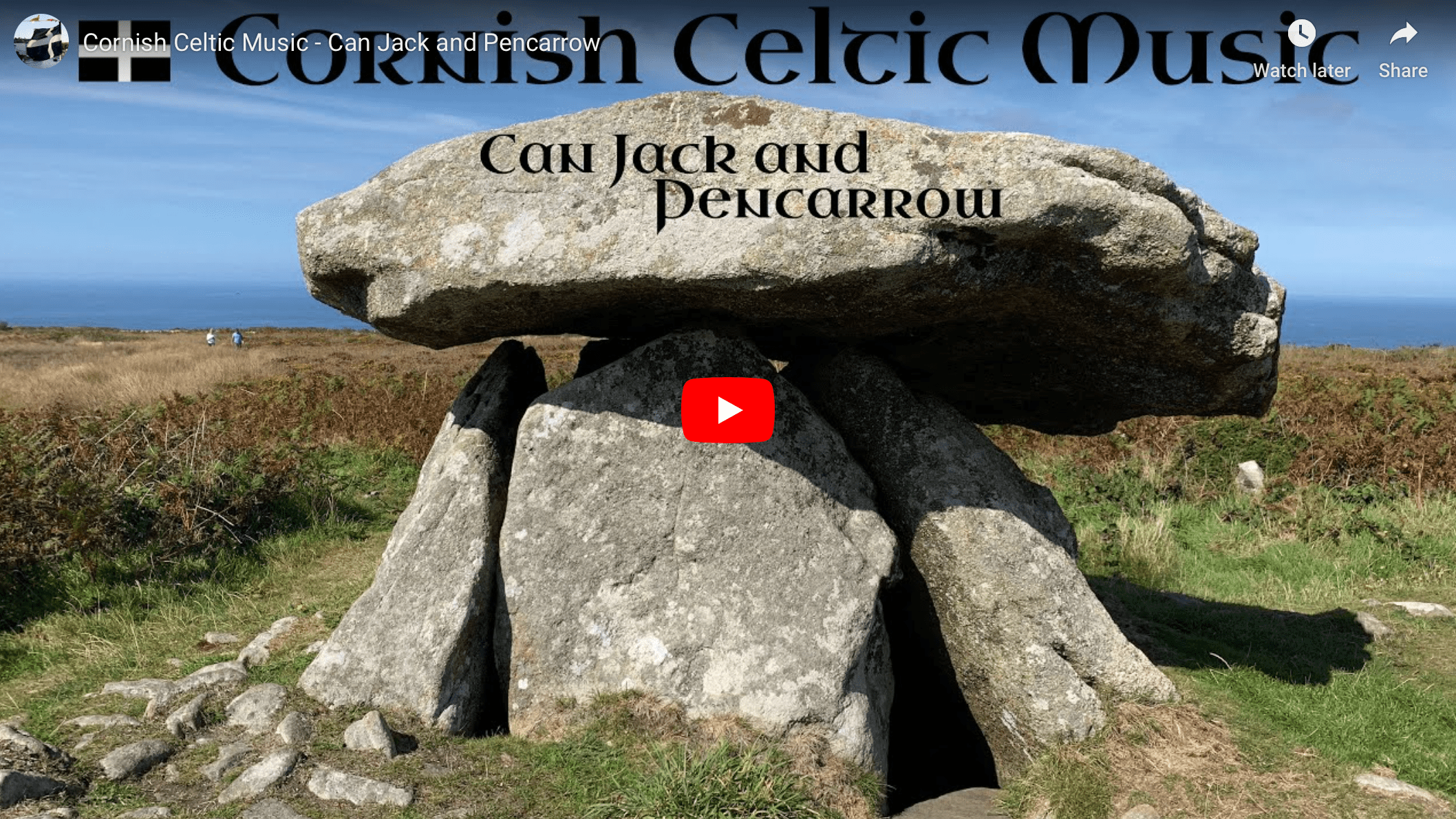 Thumbnail of a YouTube video showing Chûn Quoit