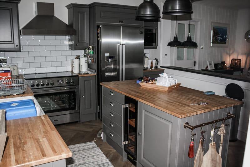 Küche - Lloyd's Signal Station