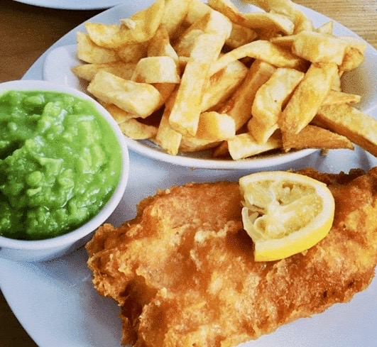 Fish & Chips Cornwall | best places to eat in Cornwall | top 10 fish & chips in Cornwall