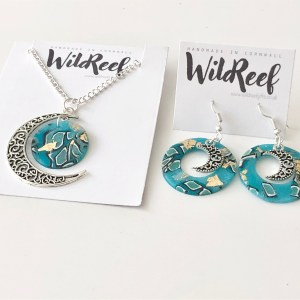 Wildreef cornwall jewellery madeincornwall handmade etsy jewellery artisan christmasgifts
