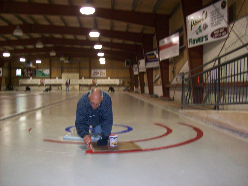 Cornwall Ice Ready To Rock On Monday Peicurling