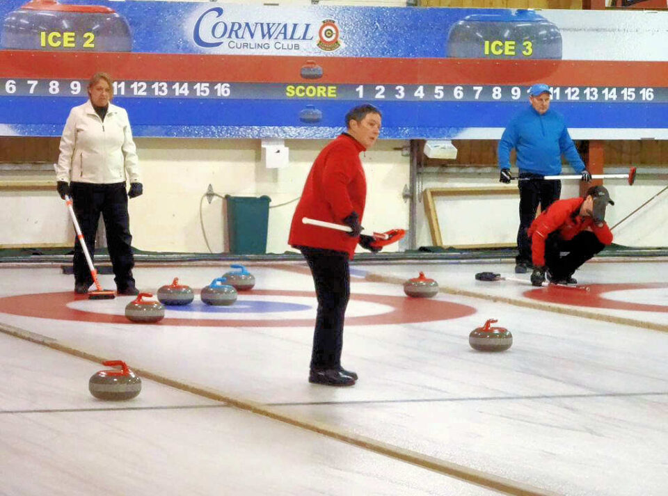 8th annual Mixed Doubles Cashspiel @ Cornwall Curling Club