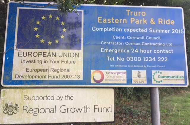 Truro Eastern Park and Ride