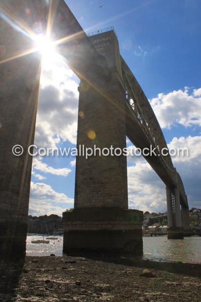 Brunel's Tamar Bridge