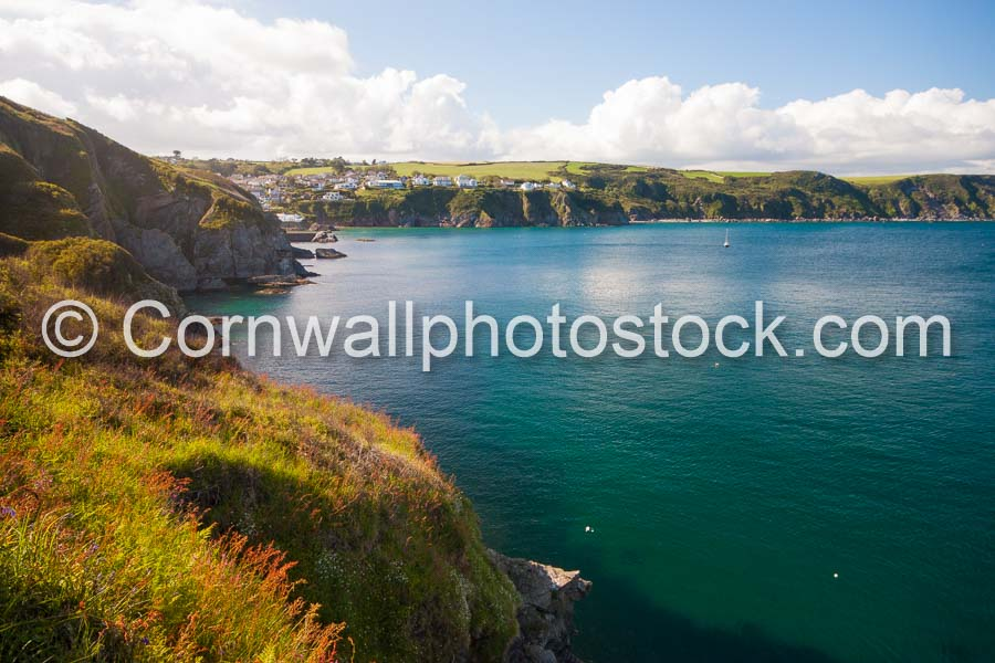 Gorran Haven And South West Coast Path Cliffs