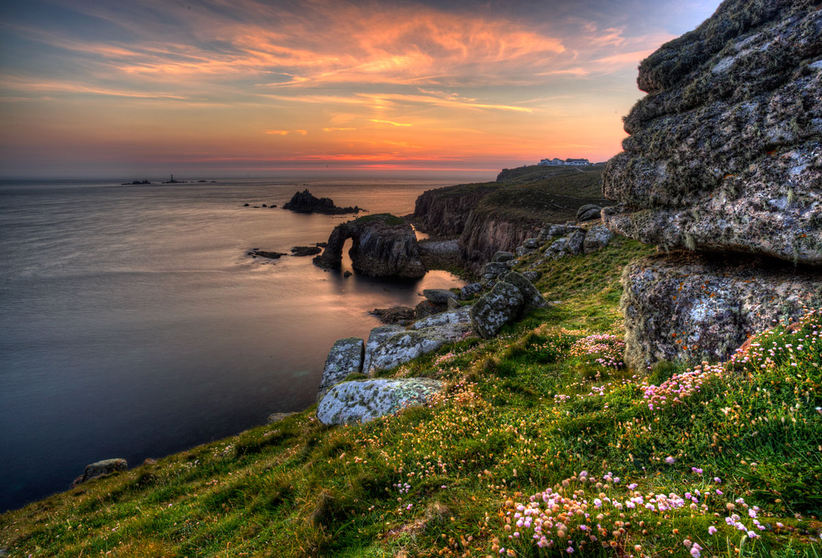 10 Best Clifftop Views In Cornwall  Best Of The Cornwall