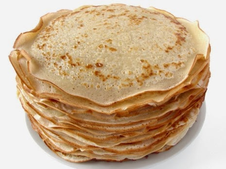 Pancakes - Sunday 11th February