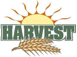Harvest Service – Sunday 18th September.