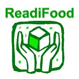 Collecting food and other donations for ReadiFood