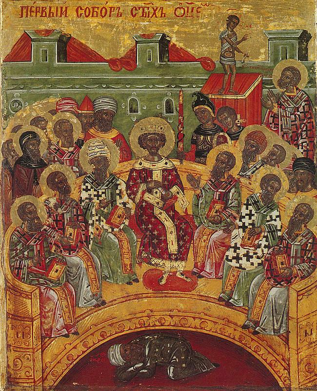 Icona dei Santi Padri