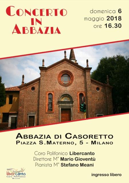 2018-05-06 Abbazia di Casoretto