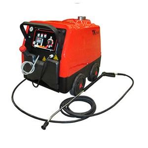 hidrolavadora de agua caliente