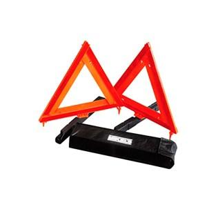 Triangulos reflejantes