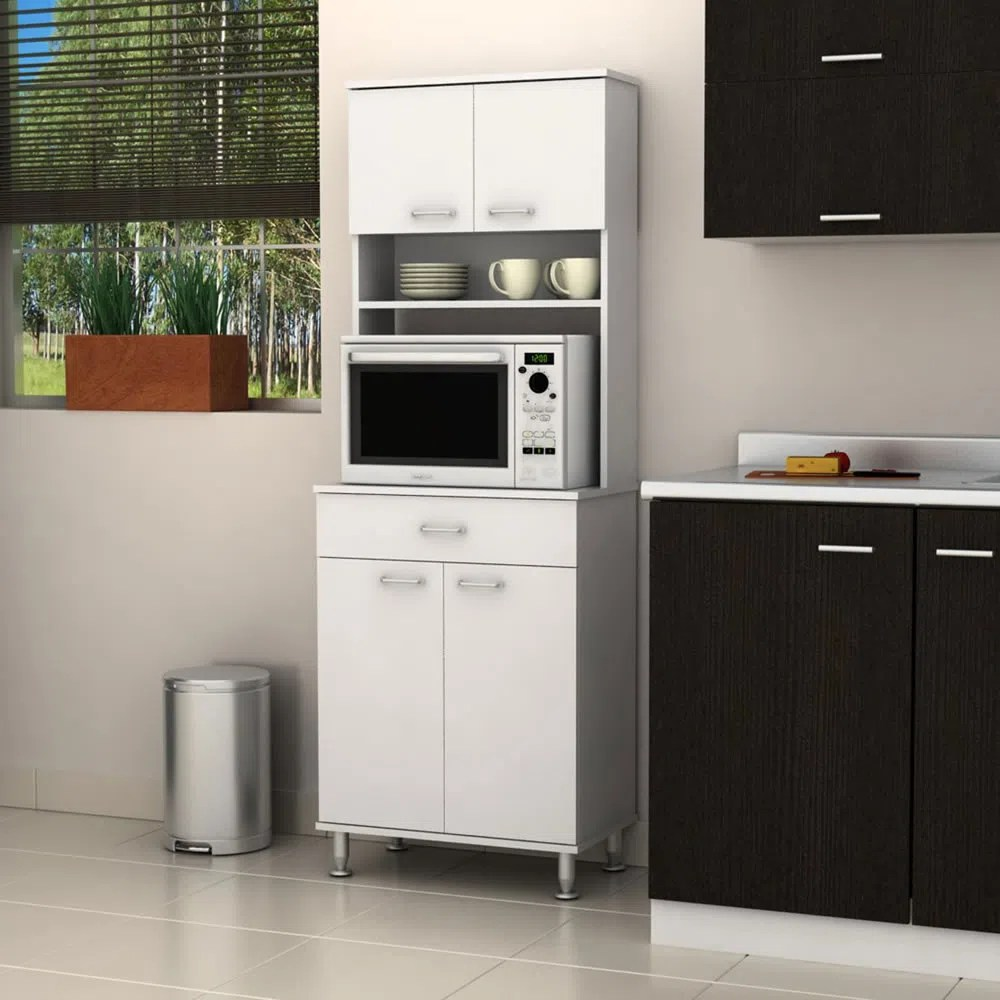 Mueble de Cocina 60 Blanco TuHome  Corona