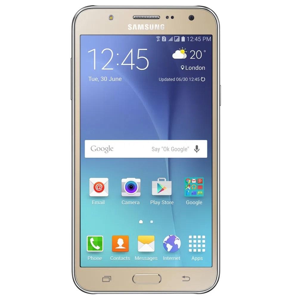 Smartphone Samsung J7 Blanco Liberado  Corona