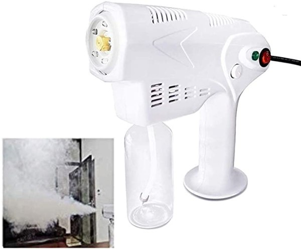 Coronabestdefense - Disinfectant fog machine 1200 w