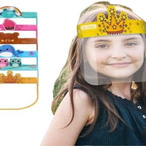Elastic Face Shield for Kids