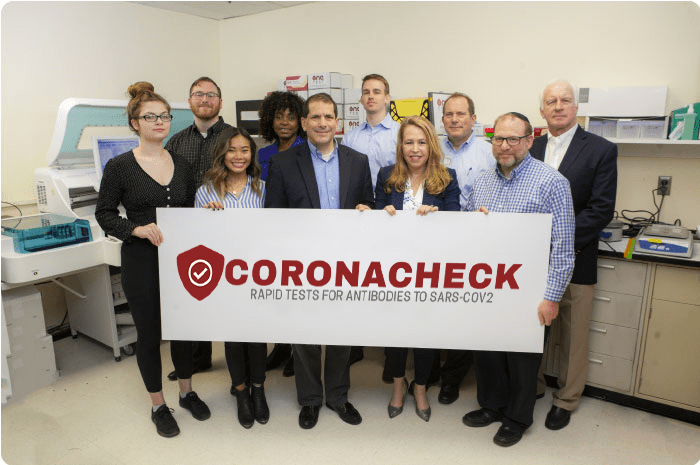 CornaCheck Test Team