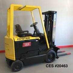 Hyster Forklift Wiring Diagram Hei Distributor 1990 50 Schematics H60
