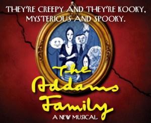 THE ADDAMS FAMILY @ Coronado Playhouse   Coronado   California   United States