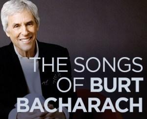 THE SONGS OF BURT BACHARACH @ Coronado Playhouse | Coronado | California | United States