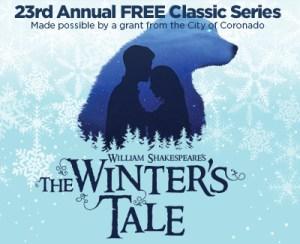 THE WINTER'S TALE @ Coronado Playhouse | Coronado | California | United States