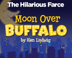 MOON OVER BUFFALO Matinee @ Coronado Playhouse