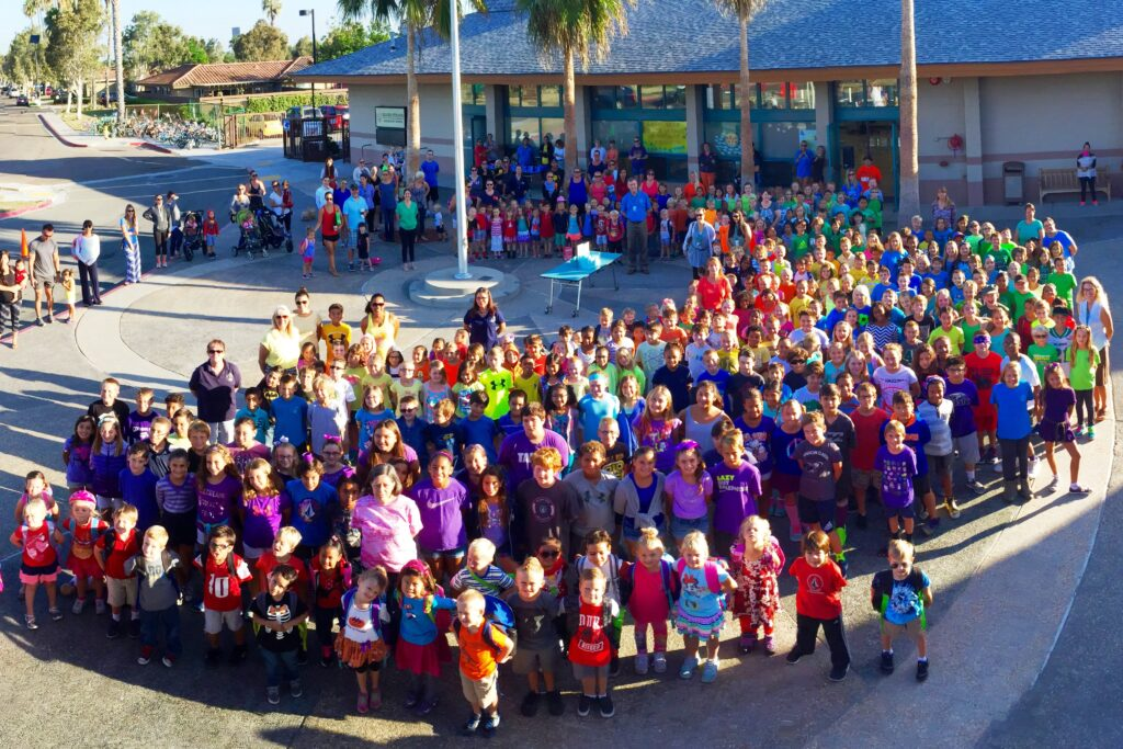 Cusd Leads Citywide Promotion Of Character Counts And Red Ribbon Week