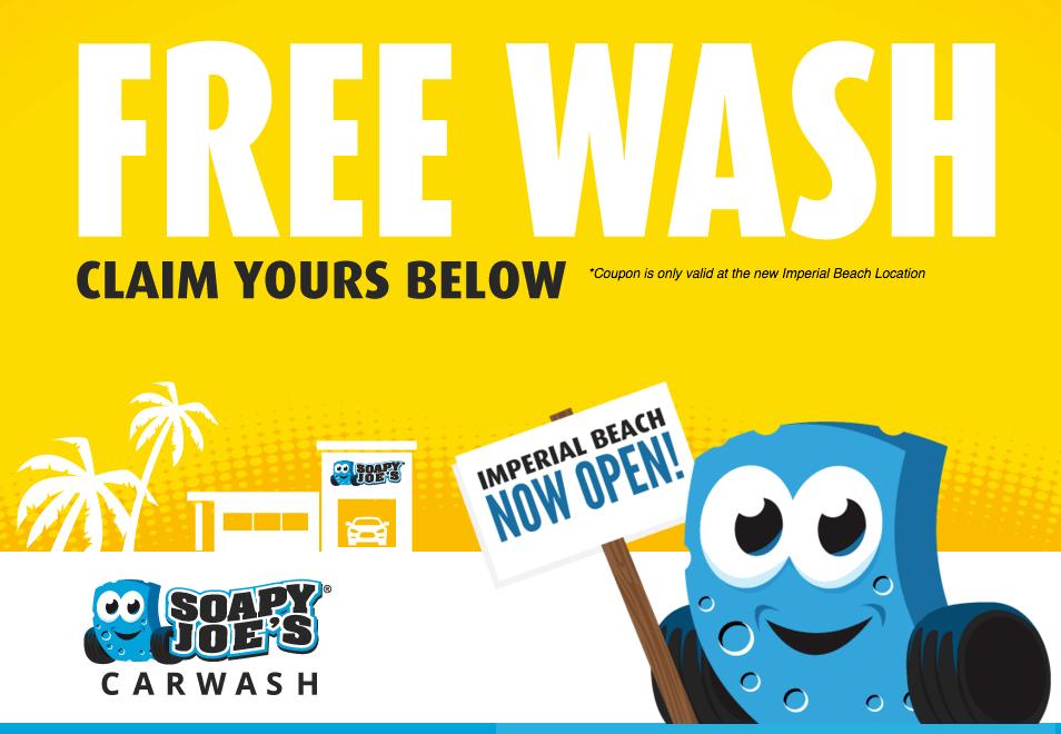 strandworthy free car wash