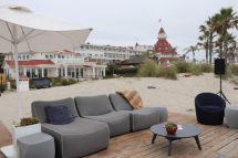 Room & Board And Hotel Del Coronado Partner Bring