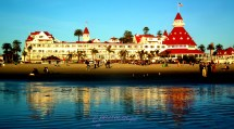 Merry Christmas Hotel Del Coronado Times