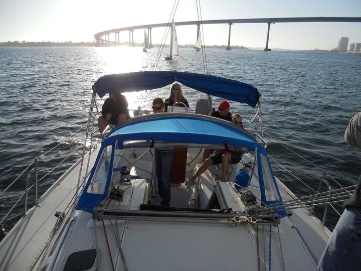 San Diego Bay sailing. :) | Coronado Times