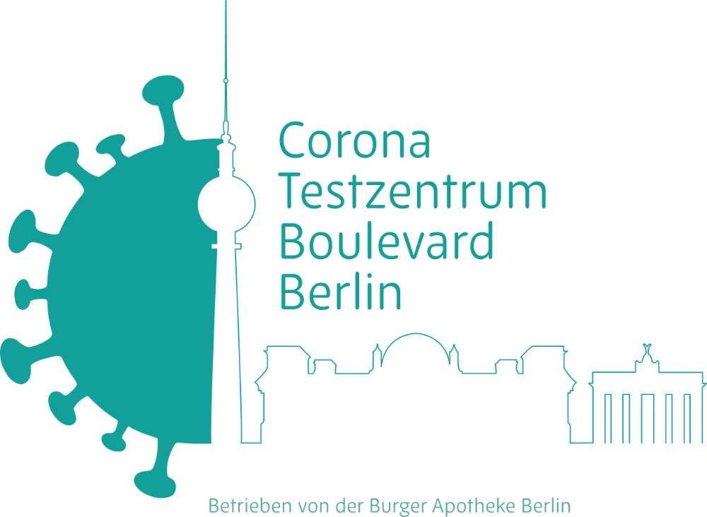 Corona Testzentrum im Boulevard Berlin